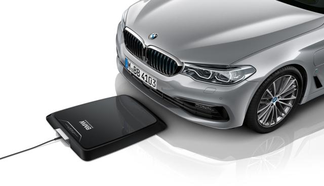 Induktives-Laden-BMW