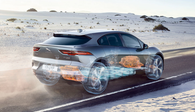 Jaguar-Elektroauto