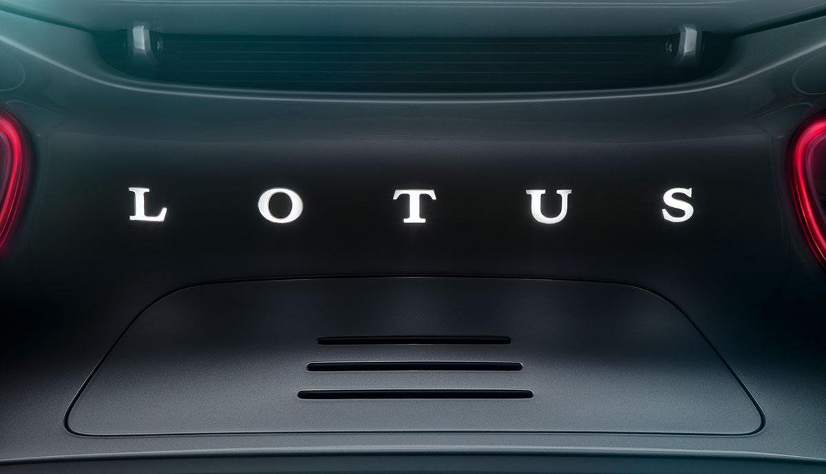Lotus-Typ-130-Elektroauto
