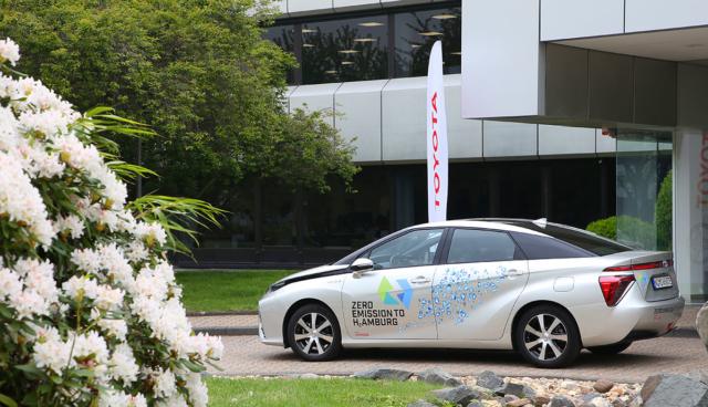 Toyota-Nachhaltigkeit