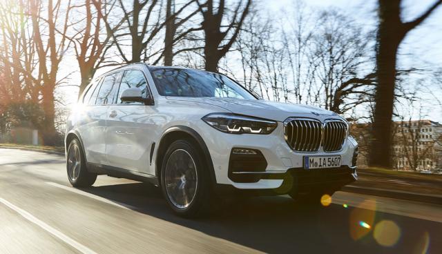 BMW-X5-Wasserstoff