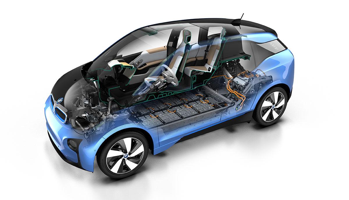 BMW-i3-Querschnitt