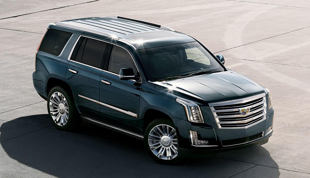 Cadillac Escalade soll als Elektroauto angeboten werden