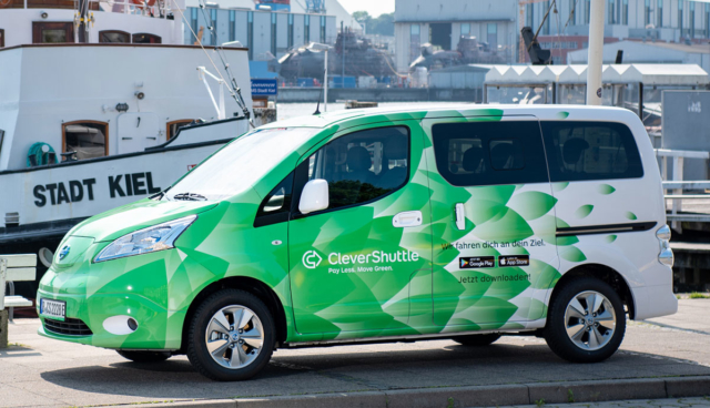 CleverShuttle-Kiel