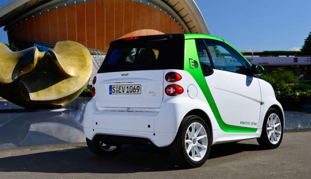 Elektroauto-Gebrauchtwagen-Kaufvertrag