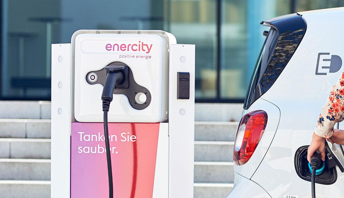 Enercity-Elektroauto