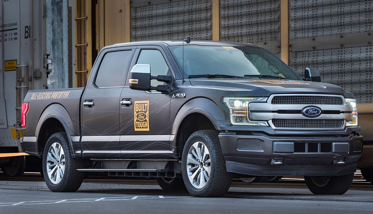 Ford–F-150-Elektroauto