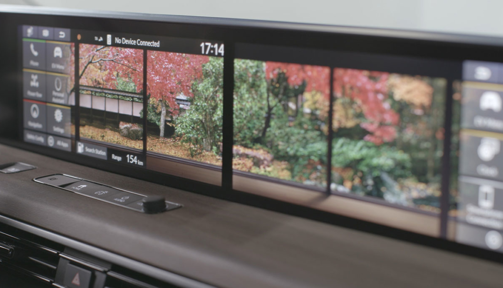 Honda-e-Touchscreen-Konnektivitaet-3