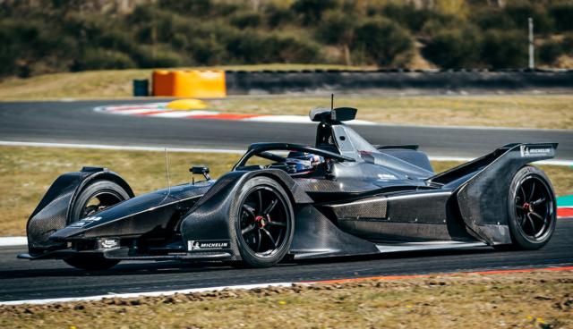 Mercedes-Formel-E