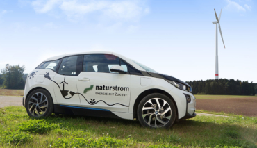 Naturstrom-Elektroauto-Tarif