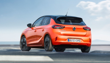 Opel-Elektroauto-Corsa-e