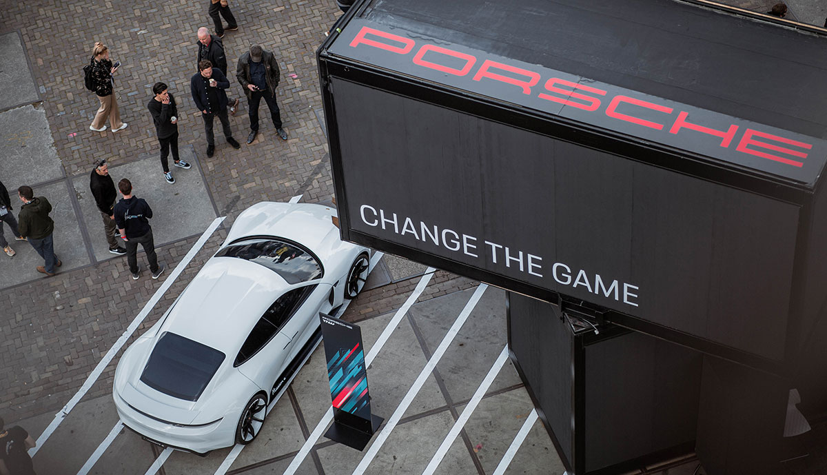 """Porsche-Chef: """"Die Elektromobilität kommt schneller, als die Prognosen nahegelegt haben"""""""