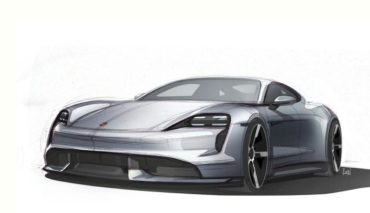 Porsche-Taycan-Design