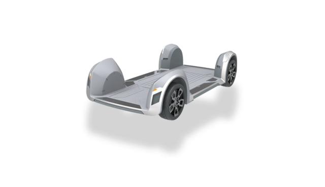 Ree-Elektroauto-Plattform