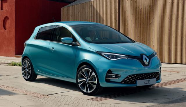 Renault-ZOE-2020-Preis