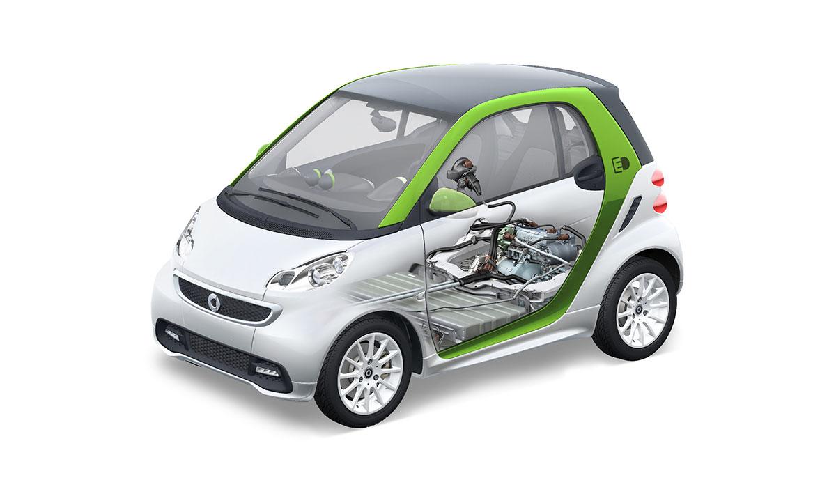 Smart-ForTwo-451-Batterie