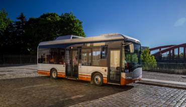 Solaris-Elektrobus