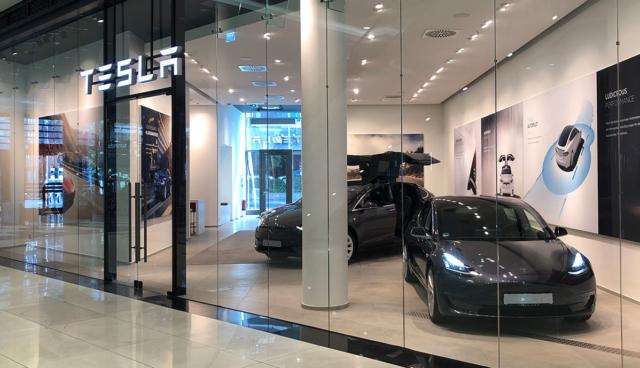 Tesla-Preissenkung