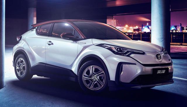 Toyota-BYD