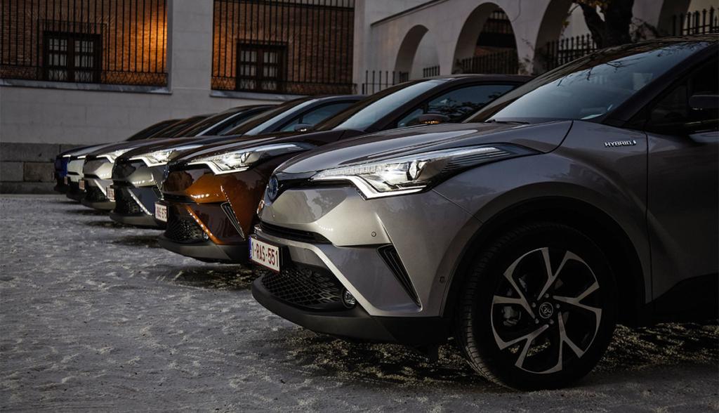 Toyota verkauft in Europa 18 Prozent mehr Hybride