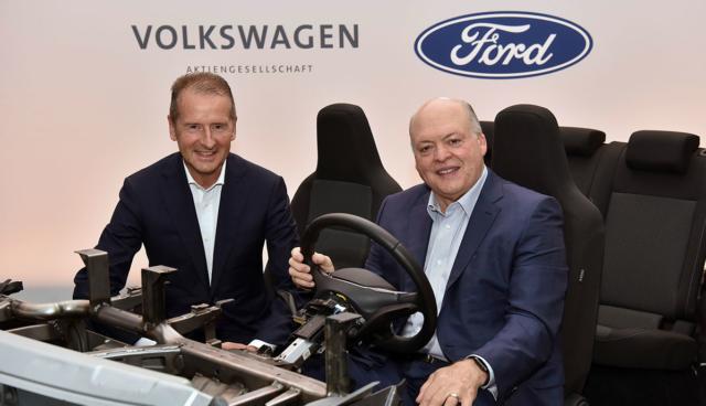 VW-Ford-Kooperation