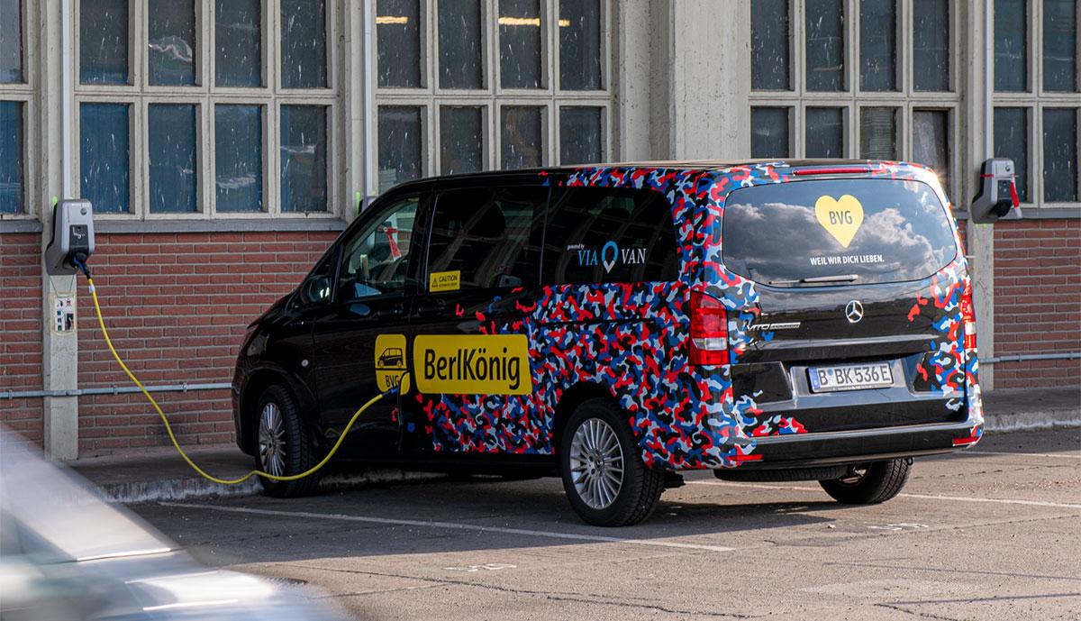 ViaVan-Berlin-Elektroautos