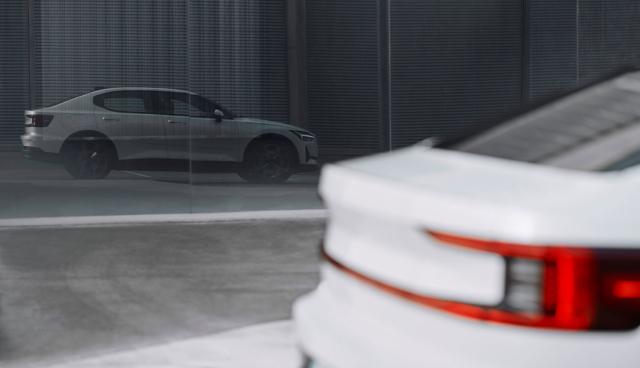 Volvo-Elektroautos
