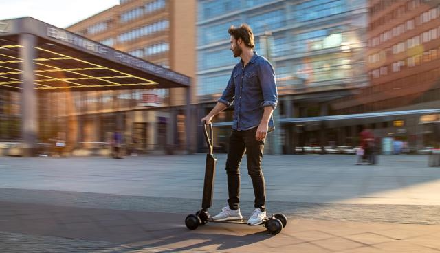 Audi-e-tron-Scooter
