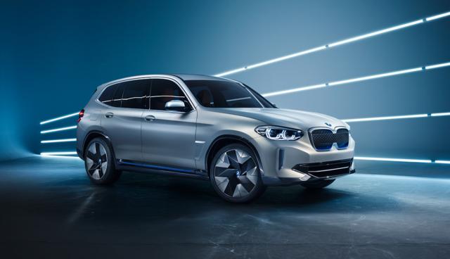 BMW-Elektroauto-Batterien