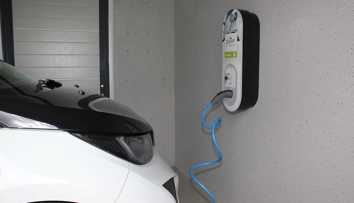 Elektroauto-Ladestation-zuhause