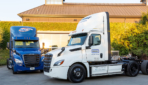 Daimler testet Elektro-Laster Freightliner eCascadia mit US-Kunden