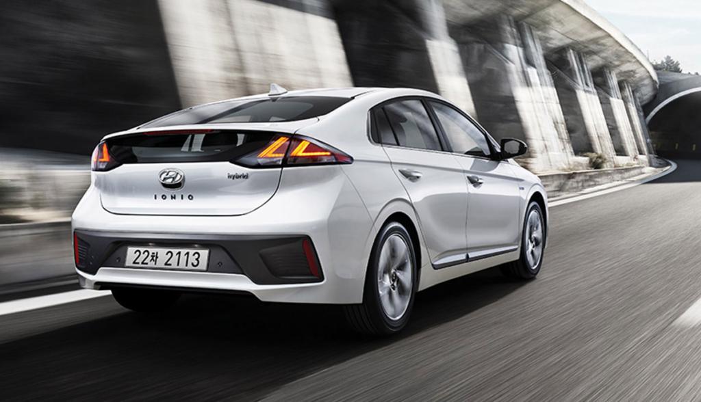Hyundai Ioniq Hybrid 2020-5