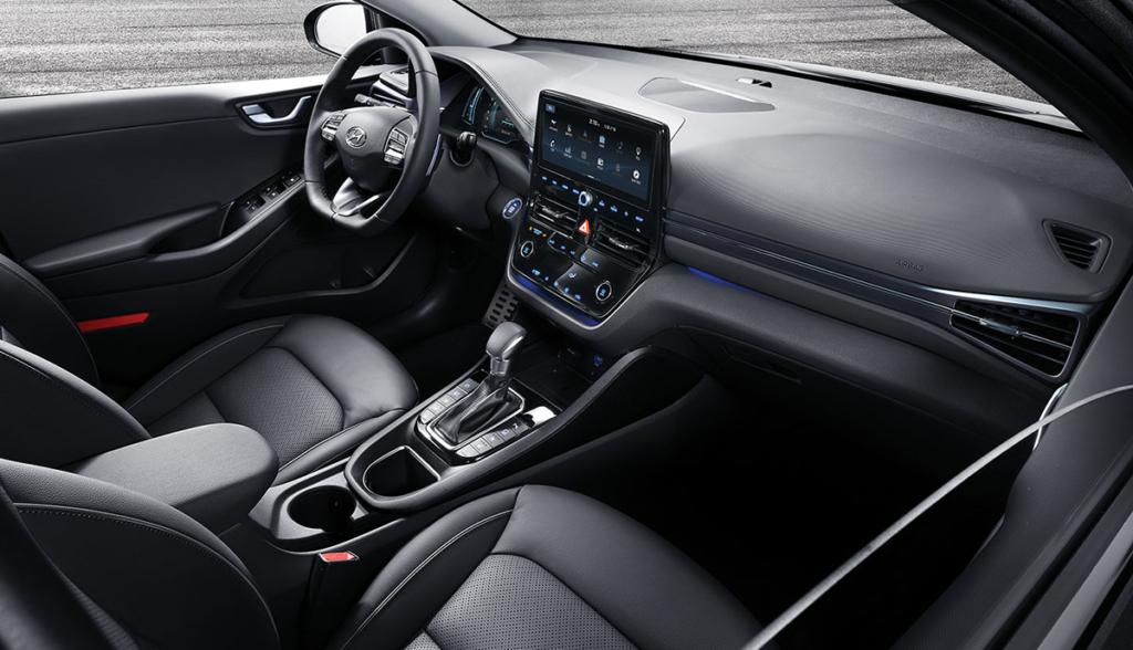 Hyundai Ioniq Hybrid 2020-6