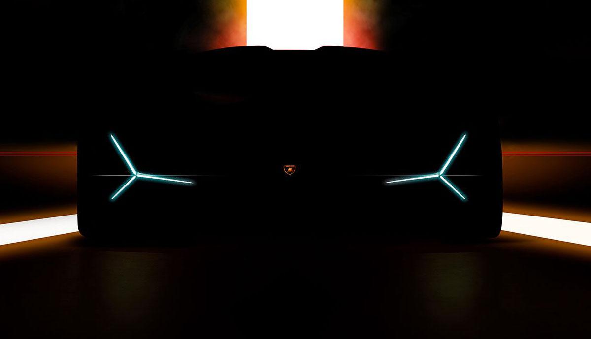 Lamborghini-Elektro