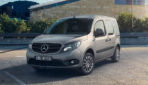 Mercedes kündigt Elektro-Version des Citan an