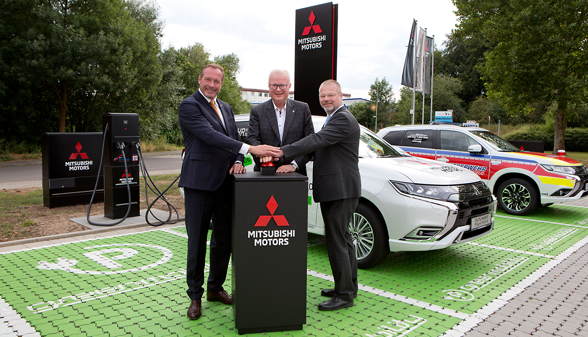Mitsubishi-Elektroauto-Ladestationen-Hessen