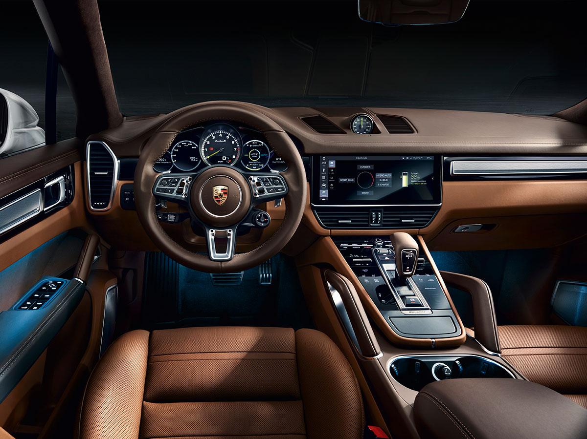 Porsche Cayenne Ps