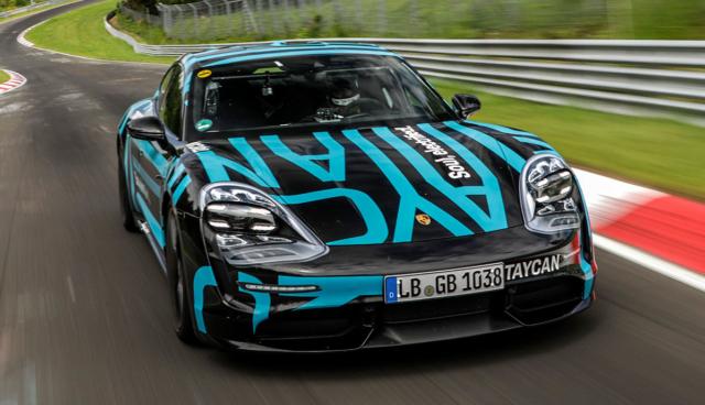 Porsche-Nuerburgring-Nordschleife
