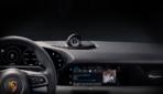 Porsche gibt Ausblick auf Taycan-Cockpit, Kooperation mit Apple