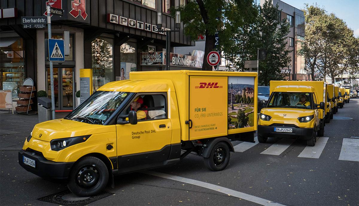 StreetScooter-Stuttgart
