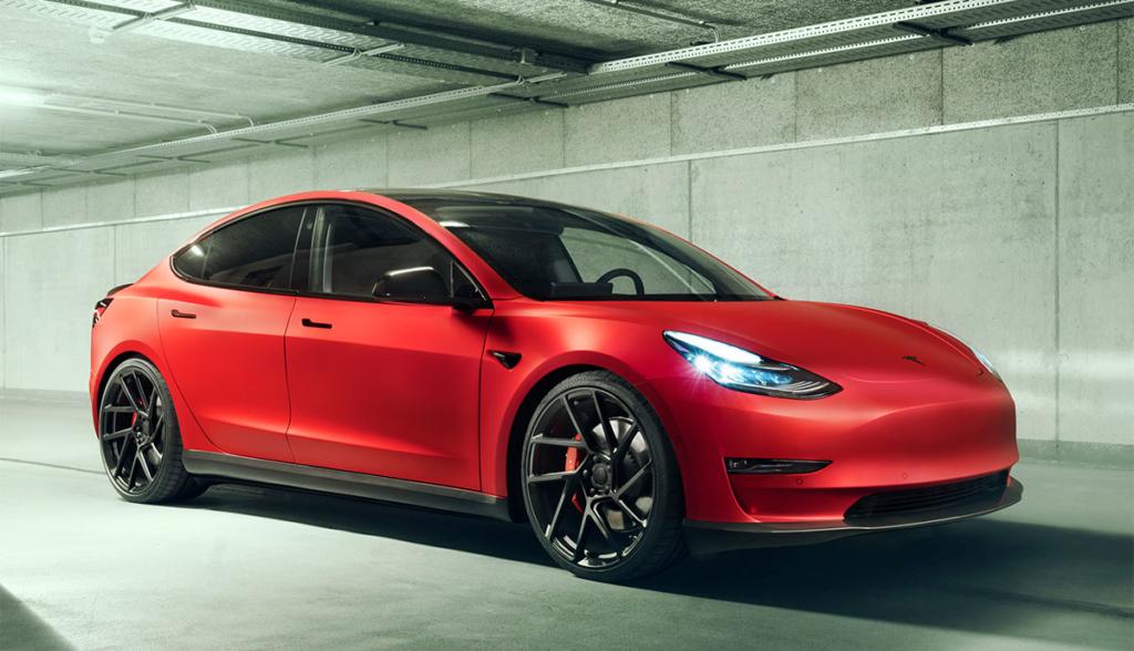 Tesla Model 3 Novitec 2019-11