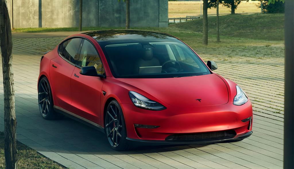 Tesla Model 3 Novitec 2019-6