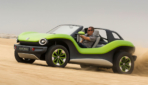 VW zeigt Spaß-Stromer ID. BUGGY in Aktion, Serienfertigung weiter offen