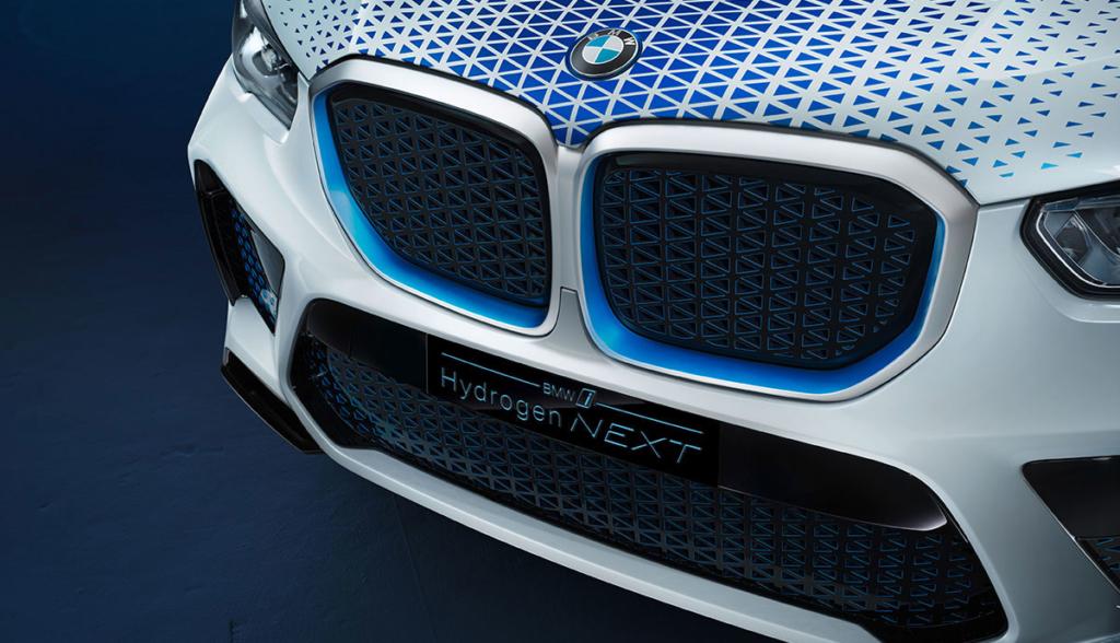 BMW i Hydrogen NEXT IAA 2019-2