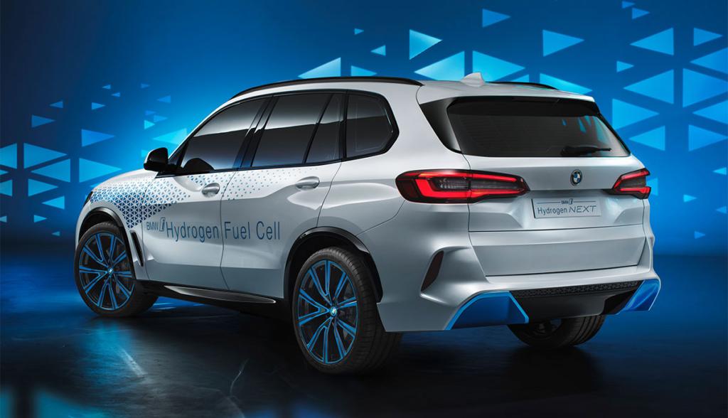 BMW i Hydrogen NEXT IAA 2019-3