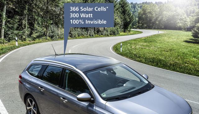 Fraunhofer-ISE-Solardach