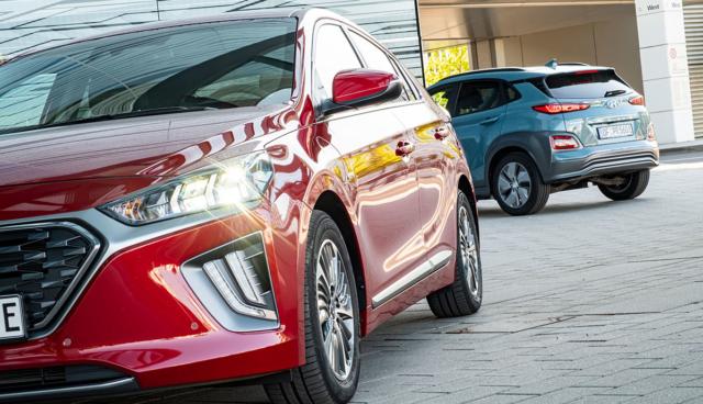 Hyundai-Elektroauto-Lieferzeit