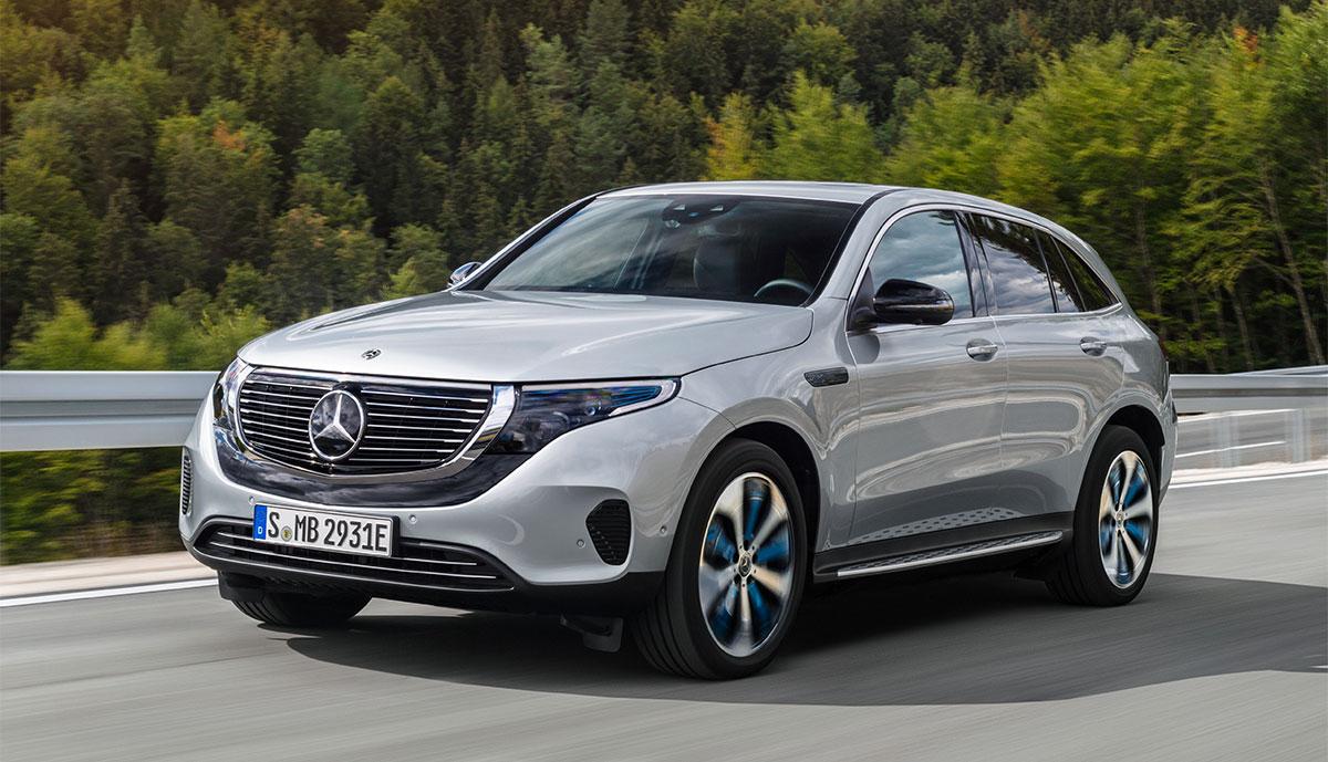 Mercedes-EQC