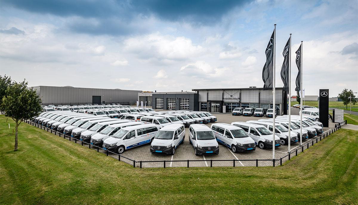Mercedes-eVito