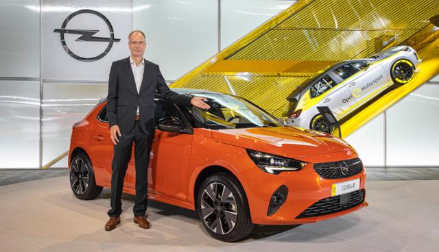 Opel-Elektroautos